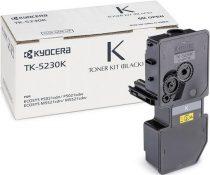KYOCERA TK5230 Lézertoner M5521CDN, 5521CDW, P5021CDN, 5021CDW nyomtatókhoz, KYOCERA fekete, 2,6k