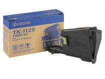 KYOCERA TK1125 Lézertoner FS 1061DN nyomtatókhoz, KYOCERA fekete, 2,1k