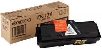 KYOCERA TK170 Lézertoner FS 1370DN nyomtatóhoz, KYOCERA, fekete, 7,2k