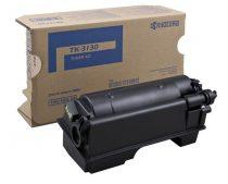 KYOCERA TK3130 Lézertoner FS 4200DN, 4300DN nyomtatókhoz, KYOCERA fekete, 25k
