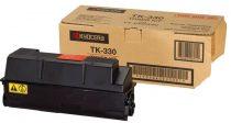 KYOCERA TK330 Lézertoner FS 4000DN nyomtatóhoz, KYOCERA, fekete, 20k