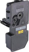 KYOCERA TK5220K Lézertoner P5021cdn, P5021cdw, M5521cdn, M5521cdw nyomtatókhoz, KYOCERA fekete 1,2k