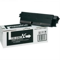 KYOCERA TK590K Lézertoner FS C2026, 2126 nyomtatókhoz, KYOCERA, fekete, 7k