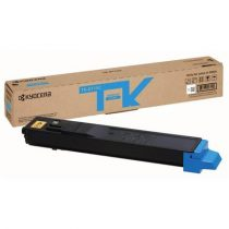 KYOCERA TK8115C Lézertoner M8124cidn, M8130cidn nyomtatókhoz, KYOCERA, kék, 6k