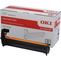 OKI 44844408 Dobegység C822, 831, 841 nyomtatókhoz, OKI fekete, 30k