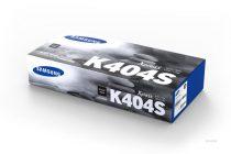 SAMSUNG CLT-K404S Lézertoner SL C430W, SL C480W nyomtatókhoz, SAMSUNG, fekete, 1,5k