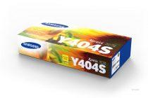 SAMSUNG CLT-Y404S Lézertoner SL C430W, SL C480W nyomtatókhoz, SAMSUNG sárga 1k