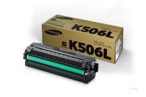 SAMSUNG CLT-K506L Lézertoner CLP 680ND, CLX 6260 nyomtatókhoz, SAMSUNG fekete, 6k
