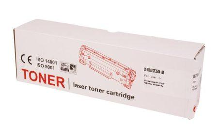 TENDER CE310A/CF350A Lézertoner, univerzális, TENDER®, fekete, 1,2k