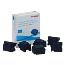 XEROX 108R00958 Szilárd tinta ColorQube 8870 nyomtatóhoz, XEROX kék, 17,3k
