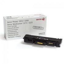 XEROX 106R02778 Lézertoner WorkCentre 3225, 3215 nyomtatóhoz, XEROX, fekete, 3k