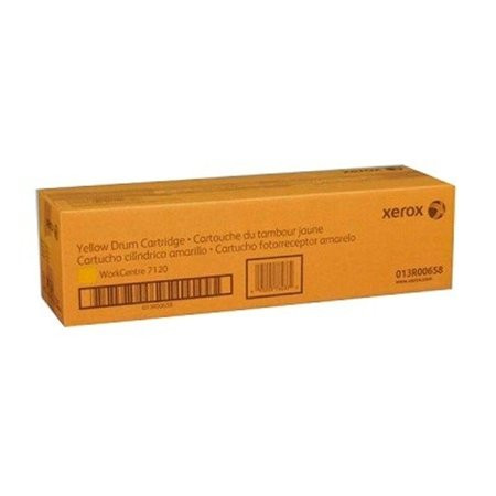 "XEROX 013R00658 Dobegység ""WorkCentre 7120/7125"" nyomtatóhoz, XEROX, sárga, 51k"