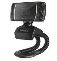 "TRUST Webkamera, beépített mikrofonnal, TRUST ""Trino HD"""