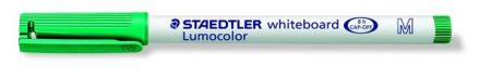 """STAEDTLER Táblamarker, 1 mm, M, kúpos, STAEDTLER """"Lumocolor 301"""", zöld"""