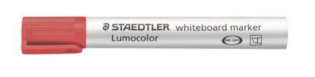 "STAEDTLER Táblamarker, 2-5 mm, vágott, STAEDTLER ""Lumocolor 351 B"", piros"
