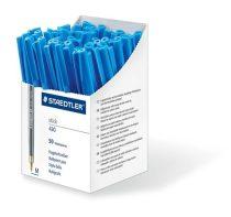 """STAEDTLER Golyóstoll, 0,3 mm, kupakos, STAEDTLER """"Stick 430 F"""", kék"""
