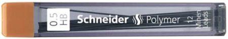 SCHNEIDER Grafitbél, HB, 0,5 mm, SCHNEIDER