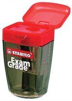 "STABILO Hegyező, egylyukú, tartályos, STABILO ""Exam Grade"""