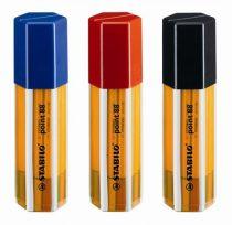 """STABILO Tűfilc készlet, 0,4 mm, STABILO """"Point 88 Big Point Box"""", 20 különböző szín"""