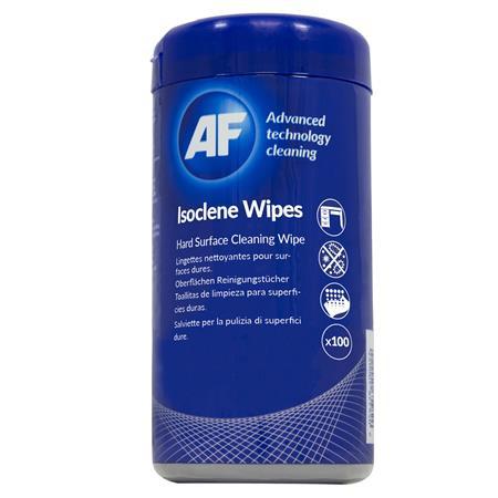 """AF Tisztítókendő, izopropil alkohollal, 100 db, AF """"Isoclene"""""""
