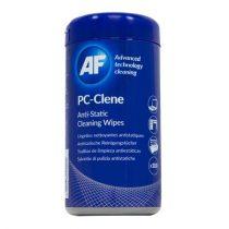 """AF Tisztítókendő, általános felületre, 100 db, AF """"PC-Clene"""""""