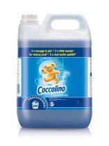 COCCOLINO Öblítő koncentrátum, 5 l, COCCOLINO, friss illat, kék