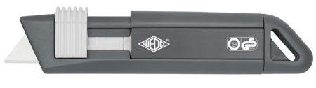 """WEDO Univerzális kés, 19 mm, kerámia penge, WEDO,""""CERA-Safeline"""", szürke"""