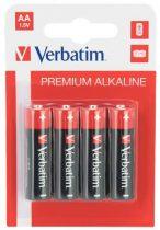 """VERBATIM Elem, AA ceruza, 4 db, VERBATIM """"Premium"""""""