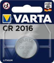 VARTA Gombelem, CR2016, 1 db, VARTA