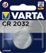 VARTA Gombelem, CR2032, 1 db, VARTA