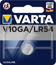 VARTA Gombelem, V10GA/LR1130/LR54/189, 1 db, VARTA