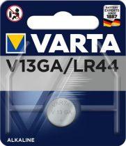 VARTA Gombelem, V13GA/LR44/A76, 1 db, VARTA