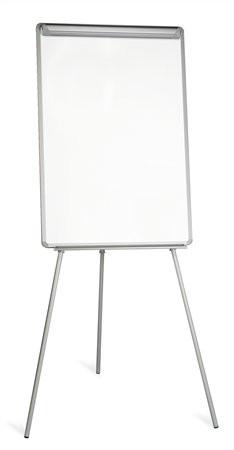 VICTORIA Flipchart tábla, mágneses felület, 70x100 cm, VICTORIA