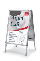 NOBO Megállító tábla, poszteres, 48x56 cm, A2, NOBO