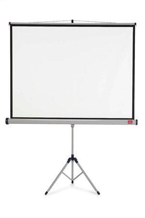 NOBO Vetítővászon, hordozható, 4:3, 200x151 cm, NOBO