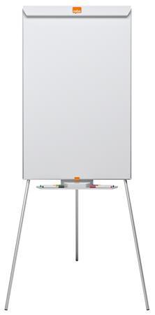 NOBO Flipchart tábla, NanoClean™ felületű, mágneses felület, 67,5x100 cm, NOBO