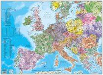 """STIEFEL Könyökalátét, 66x45 cm, STIEFEL """"Európa irányítószámos térképe"""""""