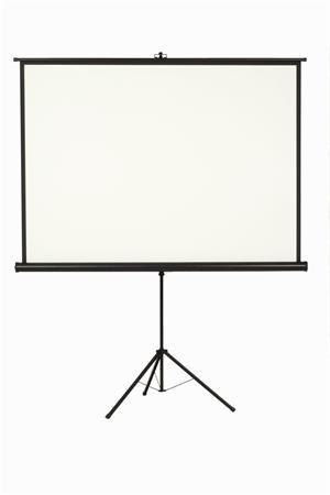 VICTORIA Vetítővászon, hordozható, 1:1, 160x160 cm, VICTORIA