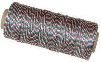 VICTORIA Kötözőzsineg, nemzeti színű, polipropilén, 100m, VICTORIA