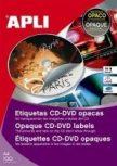 CD/DVD címkék és készletek