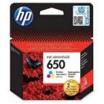 Eredeti színes tintapatronok HP-hoz